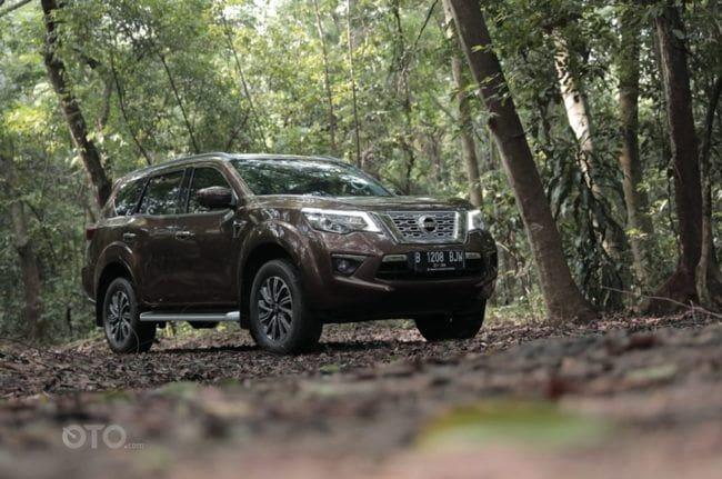 Nissan Terra: Usaha Menjegal Mitsubishi Pajero Sport dan Toyota Fortuner