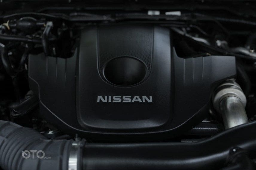 Mesin Nissan TErra