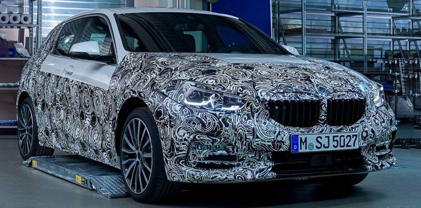 20202 BMW 1-Series