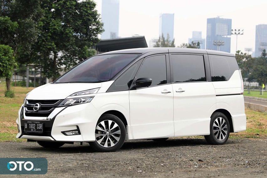 Karakteristik All New Nissan Serena yang Menjadikannya Mobil Keluarga Sejati
