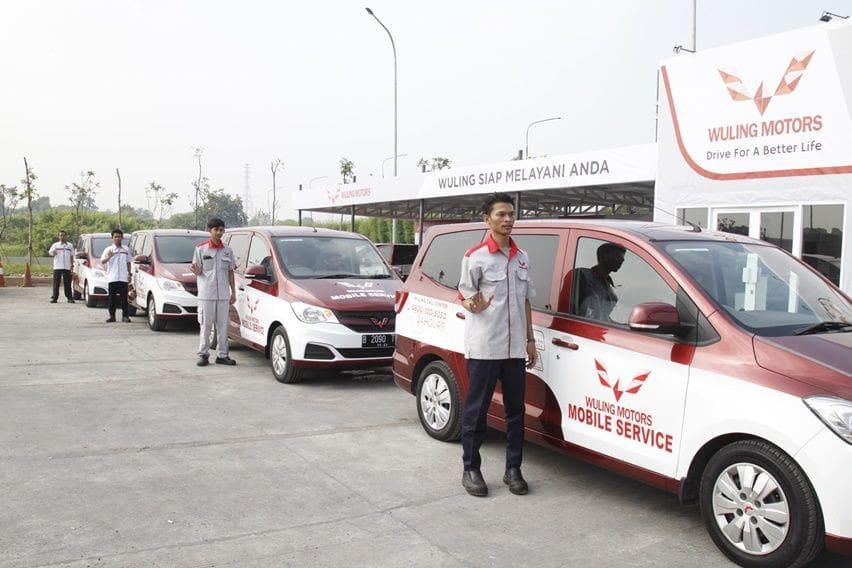 Wuling dan Daihatsu Layani Servis Mobil dari Rumah Selama Karantina COVID-19