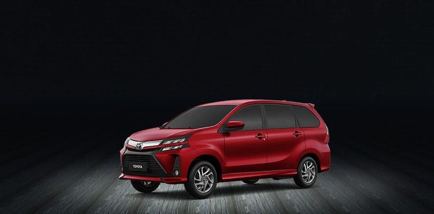 2019 Toyota Avanza exterior
