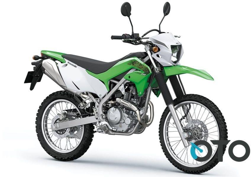 KLX230 standar