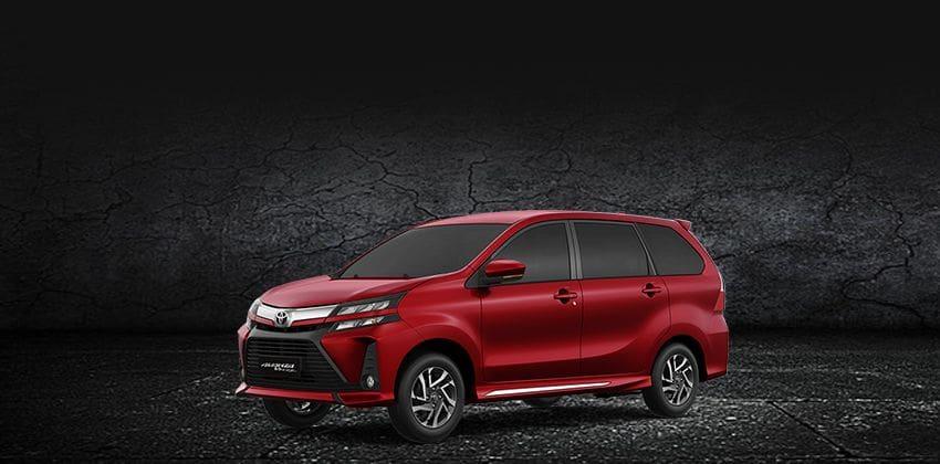 2019 Toyota Avanza Side Angular
