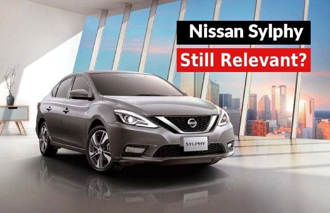 Nissan Sylphy: Still relevant?