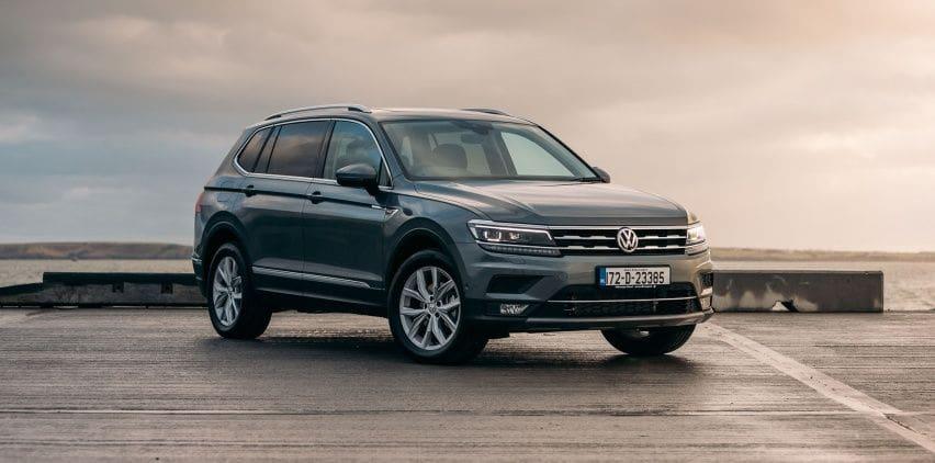 Bukan Golf Lagi, Kini Tiguan Jadi Model Terlaris Volkswagen