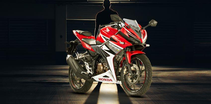 Honda CBR150R Front Angular