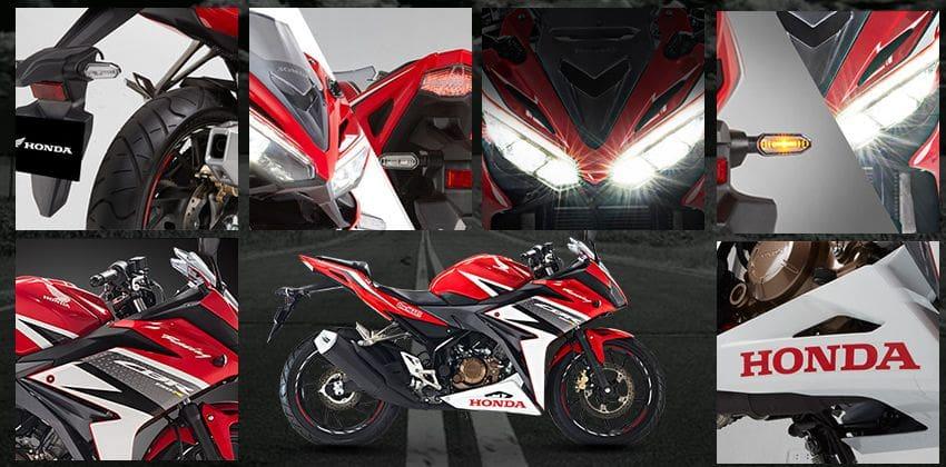 Honda CBR150R Features