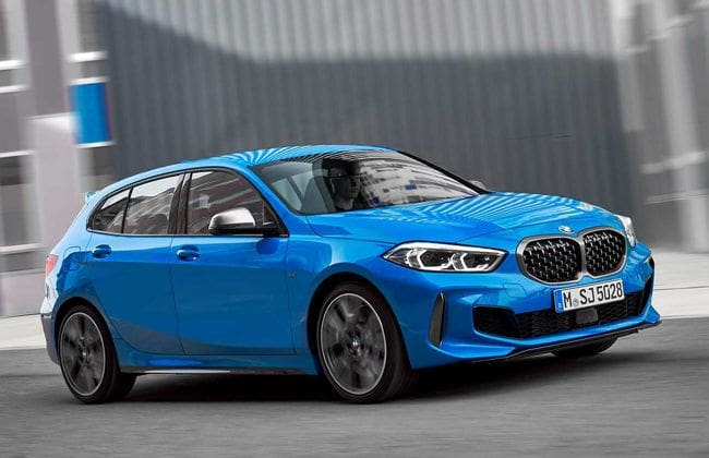 Check out the F40 BMW 1 Series; gets top performing M135i xDrive