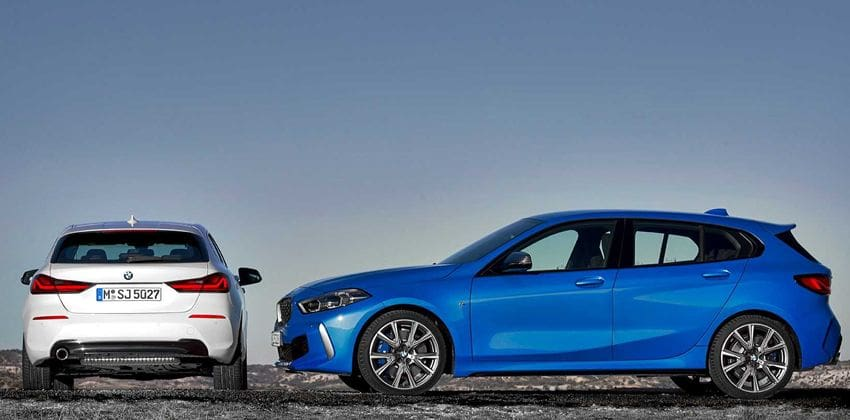 new BMW 1 Series DIMENSIONS