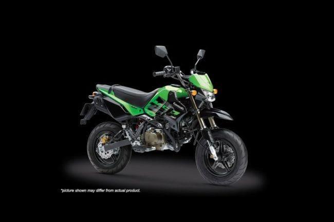 Mengenal Motor Mungil Kawasaki, KSR Pro dan Z125 Pro