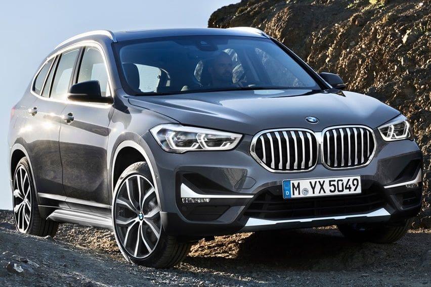 BMW X1 Facelift Tampil Lebih Galak dan Kekinian