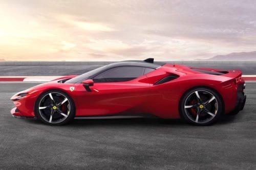 Berita Mobil Ferrari Terbaru Update Peluncuran Mobil Baru Oleh