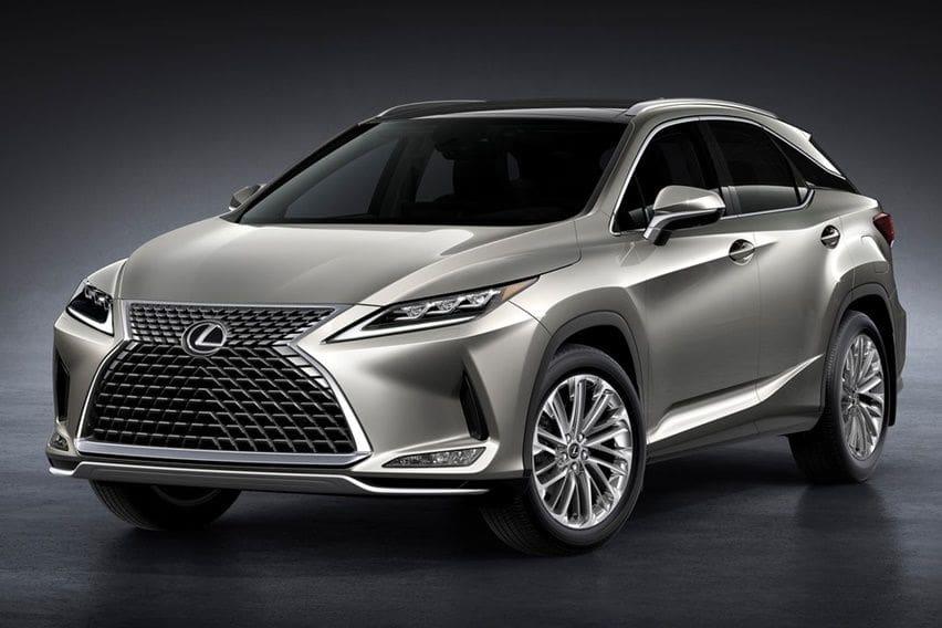 Supaya Tidak Loyo, Lexus RX Disegarkan, Apa Yang Baru?