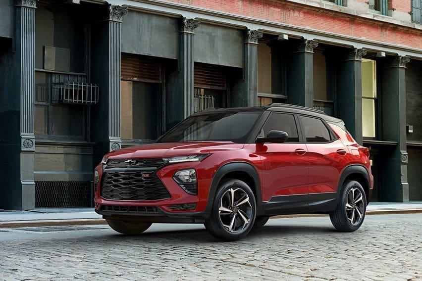 Chevrolet Trailblazer Terbaru Meluncur Tahun Depan