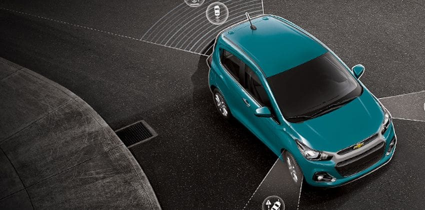 Chevrolet Spark Safety Features