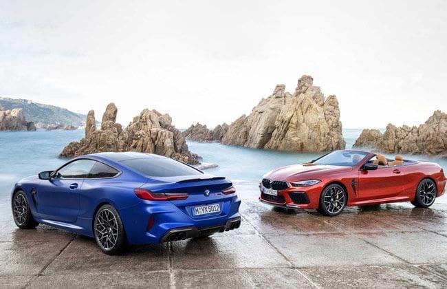 Pirelli Desain Ban Khusus untuk BMW M8