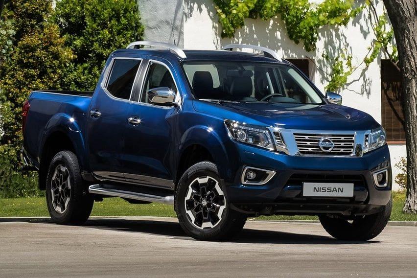 Nissan Navara Facelift, Semakin Pintar Tanpa Mengubah Tampang