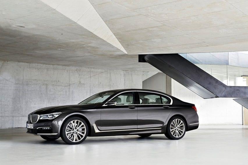BMW Group Indonesia Tawarkan 7 Series untuk Presiden RI 2019