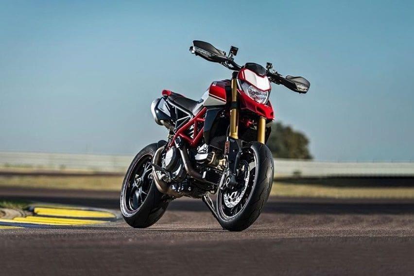 Ducati Hypermotard Masuk Pasar India, Indonesia?