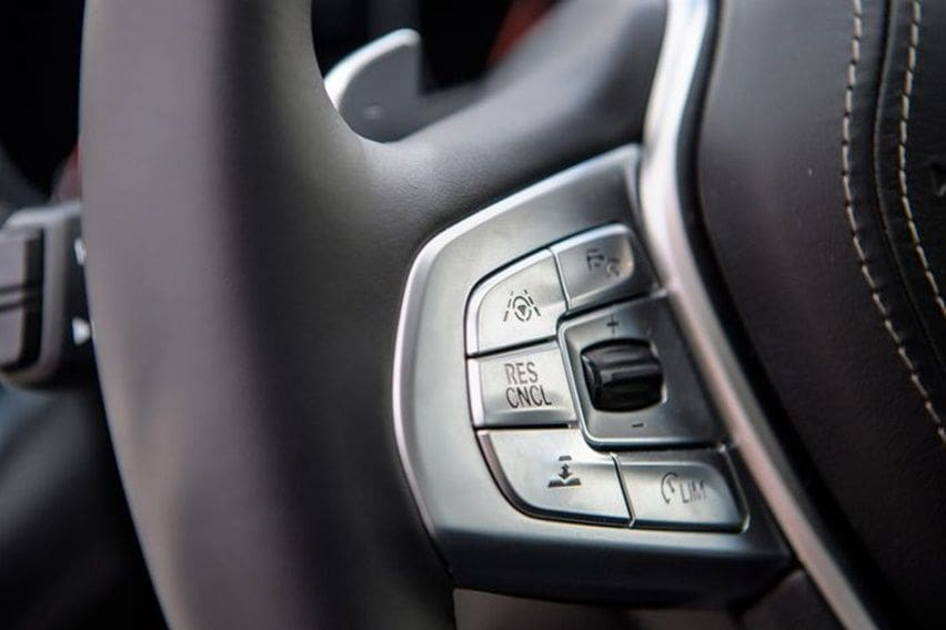 type of cruise control