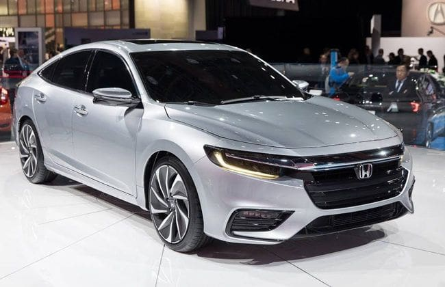Next Gen 2020 Honda City Spied