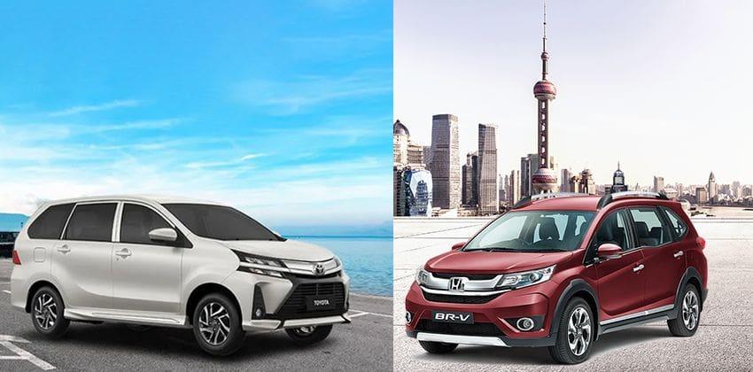 Toyota Avanza vs Honda BR-V - Better MPV