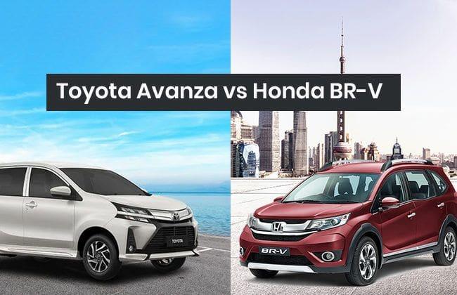Toyota Avanza vs Honda BR-V: The better 7-seater MPV?