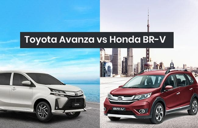 Toyota Avanza vs Honda BR-V: The better 7-seater MPV?