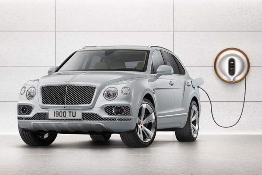 Perlahan Tapi Pasti, Bentley Mulai Serius Elektrifikasi