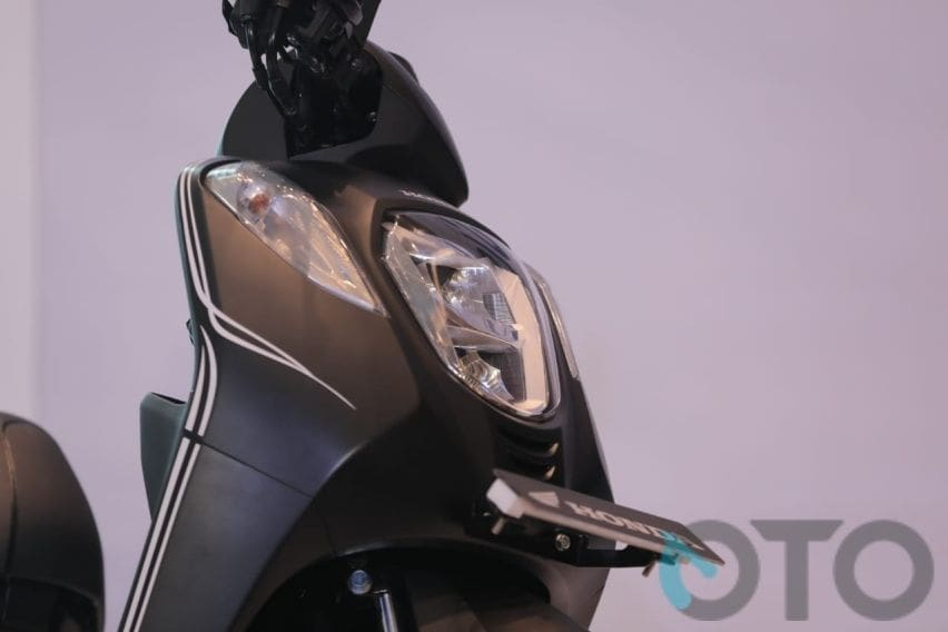 Fascia Honda Genio