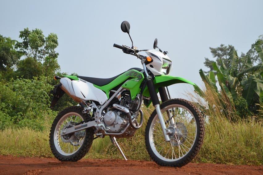 Untuk Pasar Amerika dan Jepang, Kawasaki KLX 230 Ditambah Fitur Ini