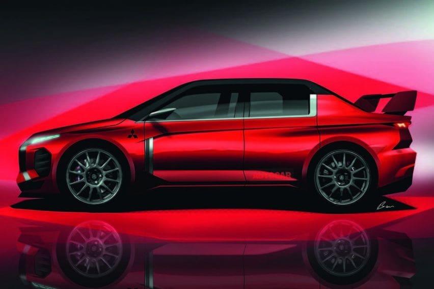 Mitsubishi Berencana Bikin Lancer Evo Baru, Pakai Mesin Megane RS