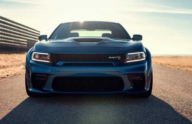 2020 Dodge Charger Srt Hellcat Widebody Looks Nothing But Dope Zigwheels