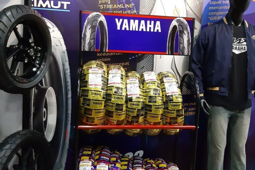 Mau Beli Ban Yamaha? Ini Harga dan Pilihan Ukurannya