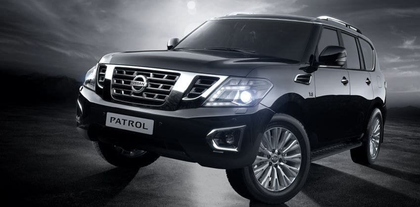 Nissan Patrol Royale: Off-road luxe