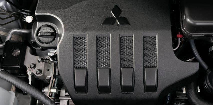 Mitsubishi Xpander Engine