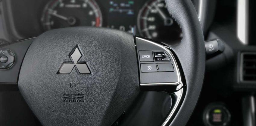 Mitsubishi Xpander Steering Wheel