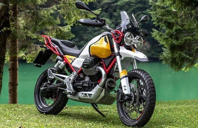2019 Moto Guzzi V85 TT launched in Malaysia