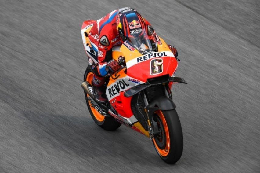 MotoGP: Absen Karena Cedera, Lorenzo Digantikan Stefan Bradl