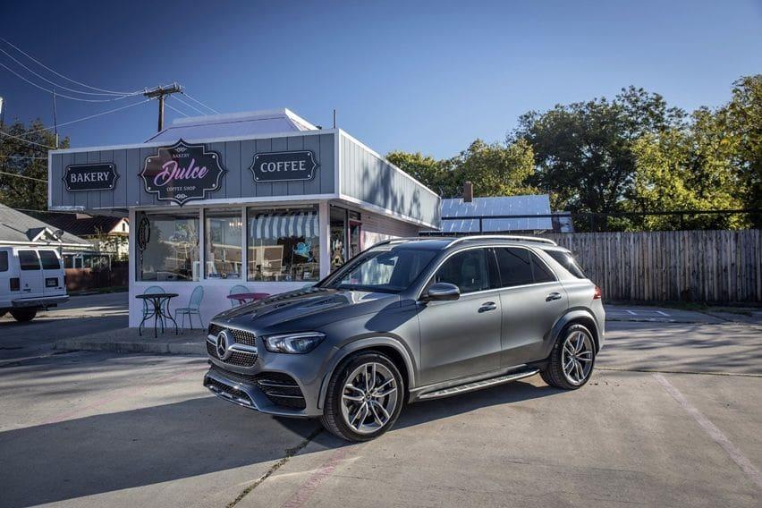 GIIAS 2019: Mercedes-Benz Hadirkan New CLA Coupe dan New GLE