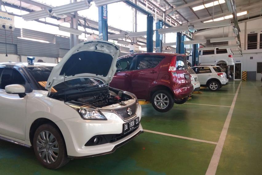 Bantu Pelanggan Terdampak Banjir, Suzuki Gelar Program Khusus