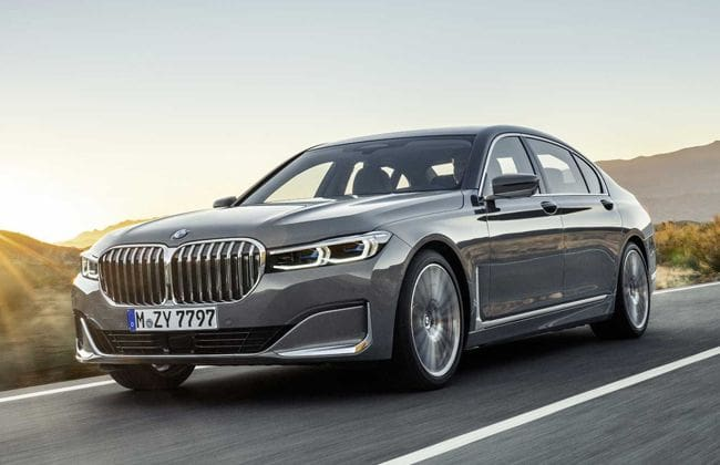 BMW 7 Series facelift launched in Malaysia