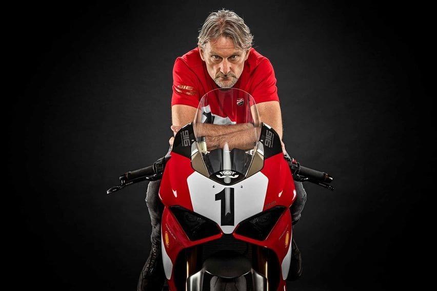 Rayakan 25 Tahun 916, Ducati Rilis Panigale V4 Edisi Khusus