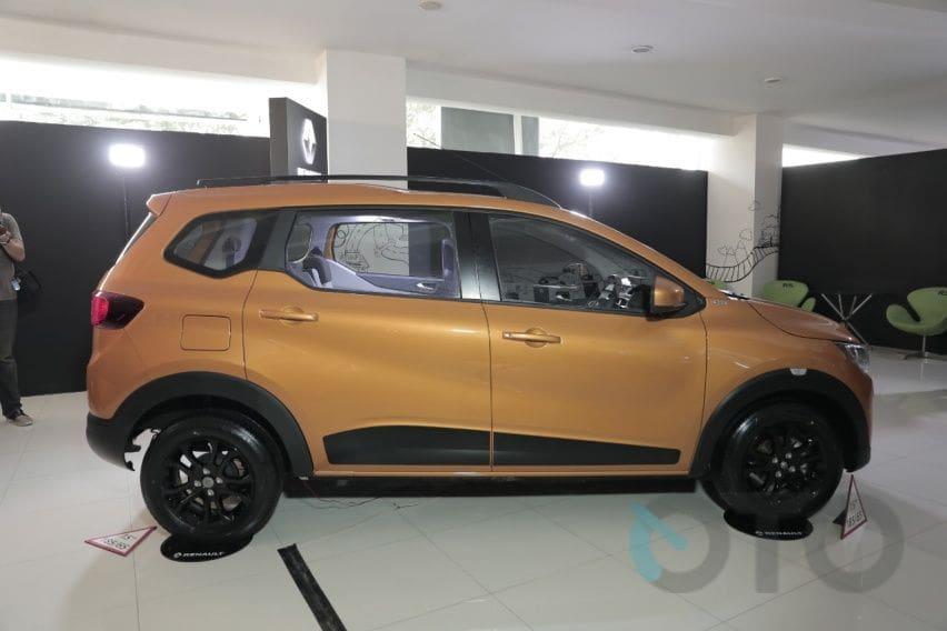 Renault Triber Bertabur Fitur, Disrupsi Kelas Toyota Calya dan Avanza?