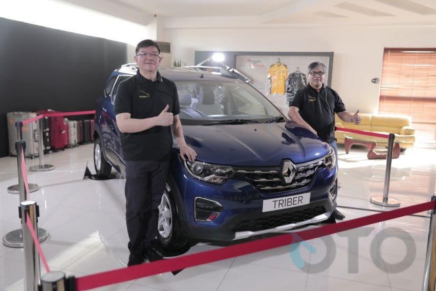 Renault Yakin Jualan Triber di Indonesia, Ini Alasannya