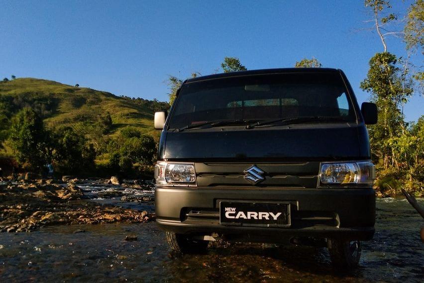 Suzuki New Carry Pick-Up Makin Diminati, Penjualan Terus Naik