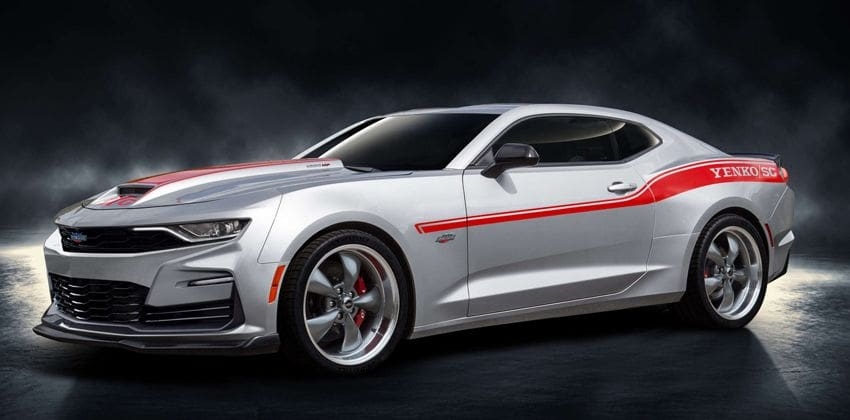 2020 Sc Camaro Makes 1000 Horsepower