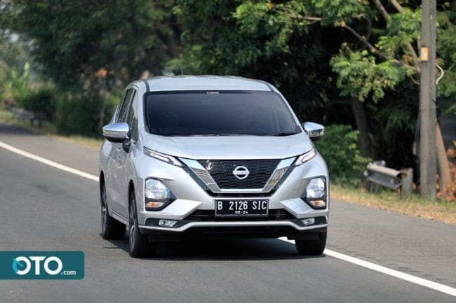 Cara Berkendara Irit Nissan Livina