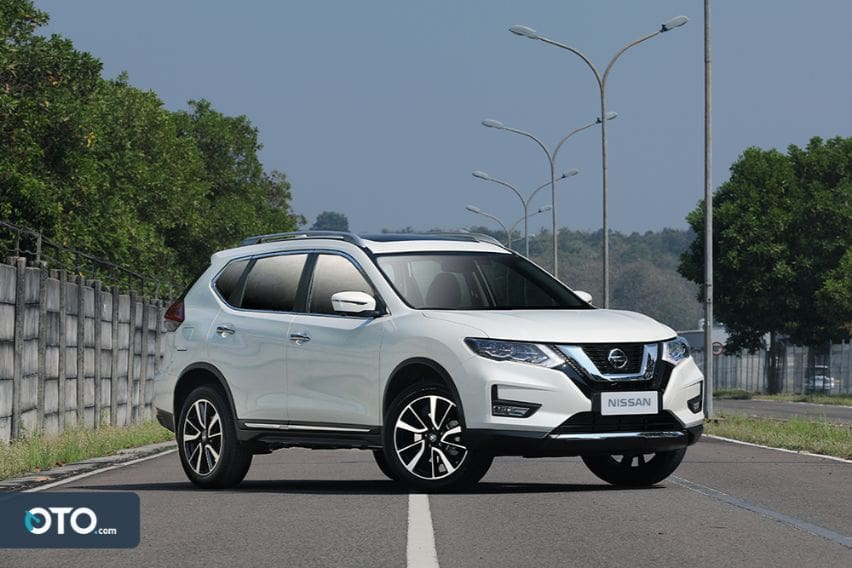 Mengupas Fitur Safety Canggih Nissan X-Trail